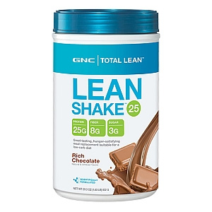 GNC Lean Shake 25 Review: Does it work?