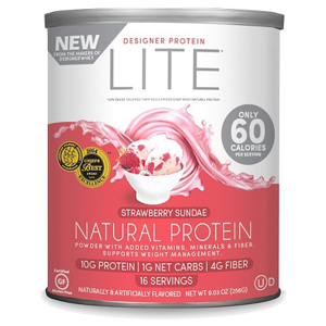 Designer Protein LITE shake Review: Does it work?